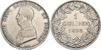 1 Gulden 1838 Hessen-Homburg Landgraf Ludwig (1829-1839) ss+  198,00 EUR  zzgl. 6,95 EUR Versand