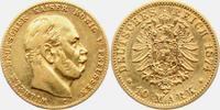 10 Mark 1874 C Preussen Kaiser Wilhelm I. ss  245,00 EUR  zzgl. 6,95 EUR Versand