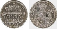 Deutscher Orden in Mergentheim 3 Kreuzer 1761 vz Klemens August von Baye... 179,00 EUR  zzgl. 6,95 EUR Versand
