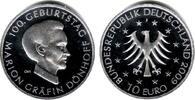 10 Euro 2009 J Deutschland Gräfin Dönhoff bankfrisch  14,95 EUR  zzgl. 4,95 EUR Versand