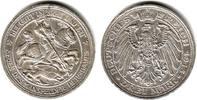 3 Mark  Preussen Segen des Mansfelder Bergbaues vz/Rf.  598,00 EUR  zzgl. 6,95 EUR Versand
