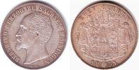 Doppelgulden 1854 Sachsen-Meiningen Bernhard Erich Freund (1803-1866) ss+  298,00 EUR  zzgl. 6,95 EUR Versand