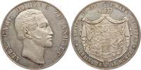 Doppeltaler/ 3 1/2 Gulden 1845 Anhalt-Bernburg Alexander Carl (1834-186... 1998,00 EUR kostenloser Versand