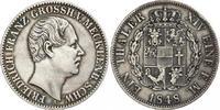 Mecklenburg-Schwerin Taler 1848 ss+ Friedrich Franz II. (1842-1883) 149,00 EUR  zzgl. 6,95 EUR Versand