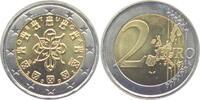 2 Euro 2002 Portugal Kompassrose unc.  3,95 EUR