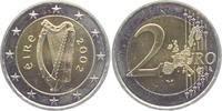 2 Euro 2002 Irland Harfe unc.  4,95 EUR
