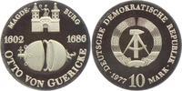 10 Mark 1977 DDR Guericke PP  68,00 EUR