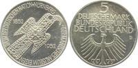 5 Mark 1952 D Deutschland Germanisches Museum f.st  359,00 EUR