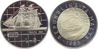 5 Liri 1985 Malta Segelschiff - Schiffe - Malta (1862) PP  39,95 EUR