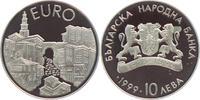 10 Lewa 1999 Bulgarien Stadttor von Plovdiv PP  24,00 EUR