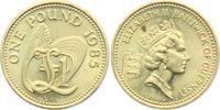 1 Pound 1985 Guernsey  unc.  4,95 EUR