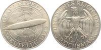 5 Mark 1930 D Weimar Zeppelin vz/st  179,00 EUR  zzgl. 6,95 EUR Versand