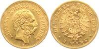 5 Mark 1877 E Sachsen König Albert von Sachsen vz/vz+  895,00 EUR  zzgl. 6,95 EUR Versand