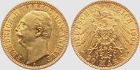 20 Mark 1904 A Anhalt Friedrich II.(1904-1918) vz  2595,00 EUR kostenloser Versand