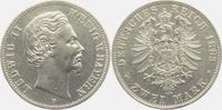 2 Mark 1883 D Bayern König Ludwig II. von Bayern (1864-1886) vz/st  895,00 EUR  zzgl. 6,95 EUR Versand