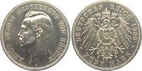 5 Mark 1900 A Hessen Ernst Ludwig (1892-1918) vz/st  1295,00 EUR kostenloser Versand