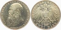 2 Mark 1915 Sachsen-Meiningen Georg II. (1866-1914) - Auf den Tod f.st/... 209,00 EUR  zzgl. 6,95 EUR Versand