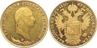 Soverano 1831 M Österreich - Haus Habsburg Franz II.(I.)-(1792-1835) vz... 2495,00 EUR kostenloser Versand