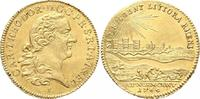 Rheingold Dukat 1764 S Pfalz Kurlinie Rheingold-Dukat aus der Goldwäsch... 2798,00 EUR kostenloser Versand