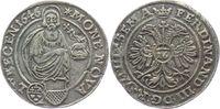 16 Schilling (1/2 Taler) 1646 Lübeck Hl. Johannes mit Lamm/ Ferdinand I... 298,00 EUR  zzgl. 6,95 EUR Versand