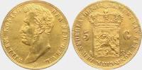 25 Gulden 1826 B Niederlande Wilhelm I.(1813-1840) ss  795,00 EUR  zzgl. 6,95 EUR Versand
