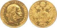 1 Dukat 1915/NP Österreich Kaiser Franz Joseph mit Lorbeerkranz prägefr... 138,00 EUR  zzgl. 6,95 EUR Versand