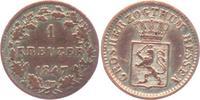 1 Kreuzer 1847 Hessen - Darmstadt Ludwig II. (1830 - 1848) ss  9,95 EUR  zzgl. 2,95 EUR Versand