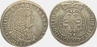 Gulden (60 Kreuzer) 1675 Öttingen - Grafschaft Albert Ernst I. (1659-16... 239,00 EUR  zzgl. 6,95 EUR Versand
