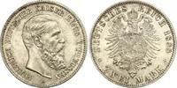 2 Mark 1888 A Preussen Kaiser Friedrich III. st  98,00 EUR  zzgl. 6,95 EUR Versand