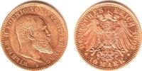 10 Mark 1878 F Württemberg König Wilhelm II. von Württemberg (1891-1918... 345,00 EUR  zzgl. 6,95 EUR Versand