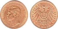 10 Mark 1896 A Hessen Ernst Ludwig (1892-1918) ss/vz  1298,00 EUR kostenloser Versand