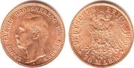 20 Mark 1905 A Hessen Ernst Ludwig (1892-1918) vz/st  595,00 EUR  zzgl. 6,95 EUR Versand