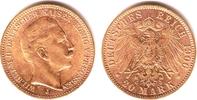 20 Mark 1906 J Preussen Kaiser Wilhelm II. vz/st  998,00 EUR  zzgl. 6,95 EUR Versand