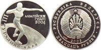 20 BYR 2003 Weißrussland Olympische Spiele 2004 in Athen - Kugelstoßen ... 27,95 EUR  zzgl. 4,95 EUR Versand