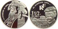 1 1/2 Euro 2004 Frankreich Olympische Spiele 2004 in Athen - Pierre de ... 18,95 EUR  zzgl. 4,95 EUR Versand