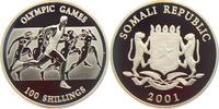 100 Shillings 2001 Somalia Olympische Spiele 2004 in Athen - Langstreck... 19,95 EUR  zzgl. 4,95 EUR Versand