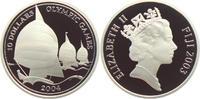 10 Dollars 2003 Fiji Olympische Spiele 2004 in Athen - Segeln PP  22,95 EUR  zzgl. 4,95 EUR Versand