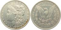 1 Dollar 1882 o USA 1 Dollar - Morgan (1878 - 1921) vz  34,00 EUR  zzgl. 4,95 EUR Versand