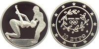 10 Euro 2004 Griechenland Olympische Spiele 2004 in Athen - Schwimmen -... 22,95 EUR  zzgl. 4,95 EUR Versand