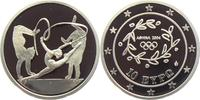 10 Euro 2004 Griechenland Olympische Spiele 2004 in Athen  Rhytm. Sport... 22,95 EUR  zzgl. 4,95 EUR Versand