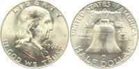 1/2 Dollar - Halves 1962 USA 1/2 Dollar - Halves - Franklin f.st  13,95 EUR  zzgl. 4,95 EUR Versand