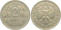 2 Mark 1951 F BRD Trauben & Ähren ss  9,95 EUR  zzgl. 2,95 EUR Versand