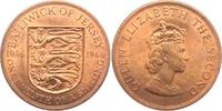 1/12 Shilling 1966 Jersey Wappen st  2,95 EUR  zzgl. 2,95 EUR Versand