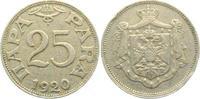 25 Para 1920 Jugoslawien  ss-vz  3,95 EUR  zzgl. 2,95 EUR Versand