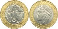 1000 Lire 1998 R Italien Landkarte Europa vz  2,95 EUR  zzgl. 2,95 EUR Versand