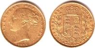 1 Sovereign 1853 Großbritannien Queeen Victoria (1837-1901) ss  375,00 EUR  zzgl. 6,95 EUR Versand