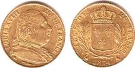 20 Francs 1814 A Frankreich König Ludwig XVIII. (1814-1815) vz  298,00 EUR  zzgl. 6,95 EUR Versand