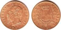 20 Lire 1867 T Italien König Victor Emanuel II.(1861-1878) vz  279,00 EUR  zzgl. 6,95 EUR Versand