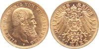 10 Mark 1911 F Württemberg König Wilhelm II. von Württemberg (1891-1918... 385,00 EUR  zzgl. 6,95 EUR Versand