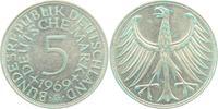 5 Mark 1969 G BRD Silberadler vz  9,95 EUR  zzgl. 2,95 EUR Versand